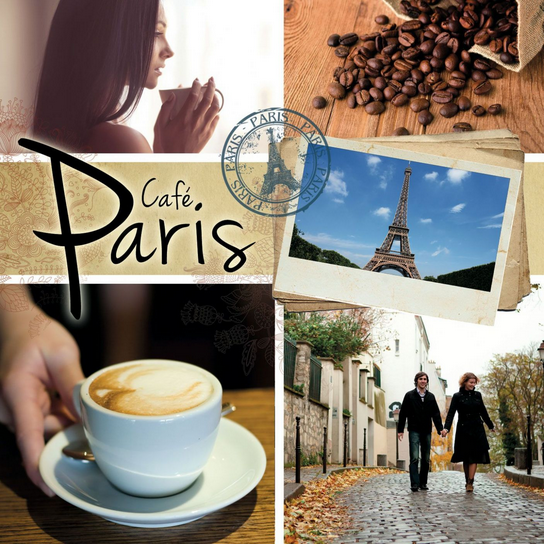 CD - Café Paris