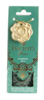Vonné kužely Esscents 40ks - Jasmine Tea