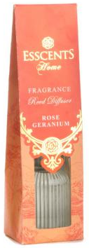 Vonný difuzér Esscents 80ml - Rose Geranium