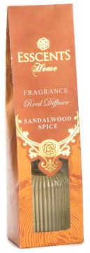 Vonný difuzér Esscents 80ml - Sandalwood Spice
