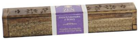 Vonné tyčinky Zen 10ks - French Lavender, Honey