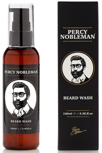 Šampon na vousy 100ml - Percy Nobleman