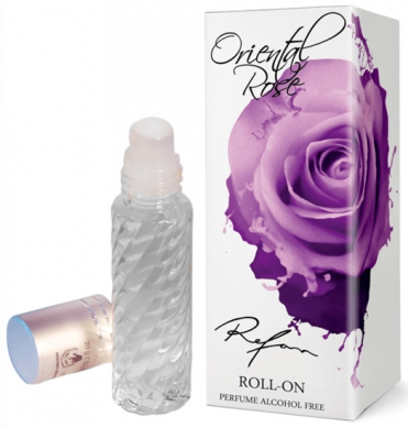 Parfém roll-on 10ml - Oriental Rose
