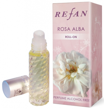 Parfém roll-on 10ml - Rose Alba