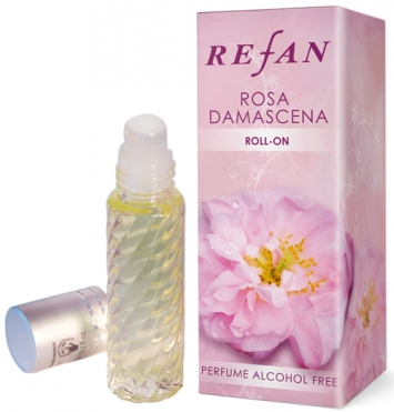 Parfém roll-on 10ml - Rose Damascena