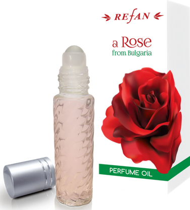 Parfemovaný olej roll-on 10ml - Rose from Bulgaria