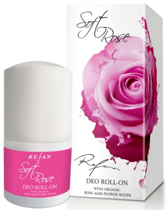 Deo roll-on 50ml - Soft Rose