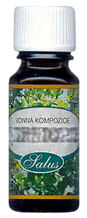 Vonná kompozice 10ml - Anti-tabák